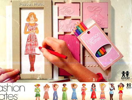 Texas Toy Lady Project Runway Fashion Design Projector Kit By Fashion Angels